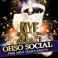 Free New Years Party
